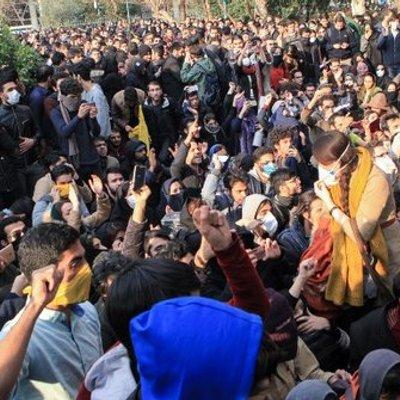 Iran Menganggap Demonstrasi Besar Diarahkan Supaya Rusuh