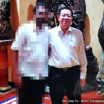 Is The Photo Real Bn Man Asks Guan Eng