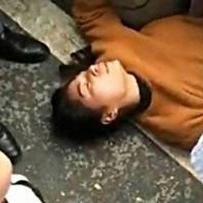 Isteri Berguling Di Atas Jalan Elak Suami Diheret Ke Balai Polis
