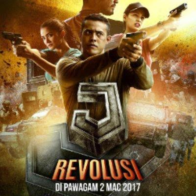 J Revolusi Filem Aksi Yang Memang Best