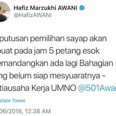 Jangan Buat Parti Umno Macam Parti Kartel Kartel Buncit Kekenyangan