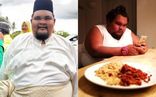 Jauhi Makanan Walaupun Perubahan Kecil Tak Apa Abam Bocey Mula Berdiet