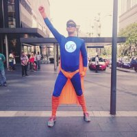 Jejaka Superhero Misteri Rm100