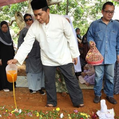 Jenazah Napsiah Selamat Dikebumikan Di Kuala Pilah