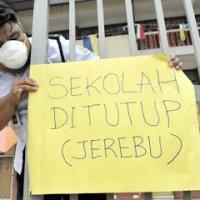 Jerebu 5 Dan 6 Oktober Sekolah Seluruh Semenanjung Tutup Kecuali Kelantan