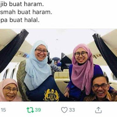 Jet Kerajaan Dulu Rosmah Ditegur Berani Ke Mahfuz Tegur Anwar