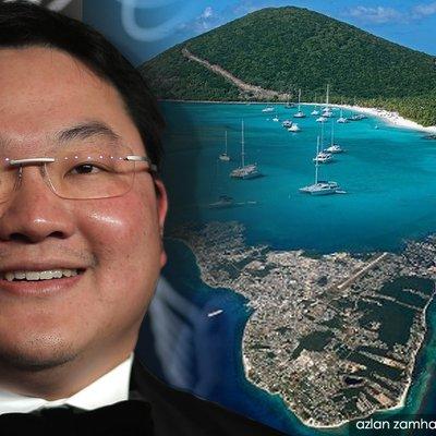Jho Low Mahu Berlindung Di Cayman Islands Bvi