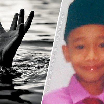Jiran Temui Anak Saya Di Dasar Longkang Baru Dua Hari Bersekolah Murid Ditemui Lemas