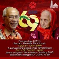 Johari Salleh Dan Rahimah Kassim Tokoh Melayu