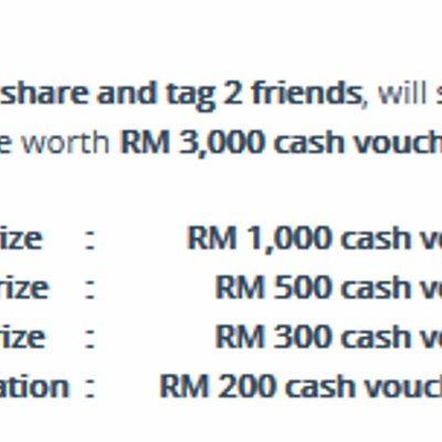 Jom Dapatkan Baucer Percuma Rm50 Dari Printcious Dengan Mudah