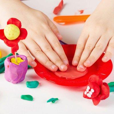 Jom Diy Doh Mainan Untuk Anak Bermain Doh Boleh Bantu Motor Halusnya