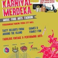 Jom Jumpa Saya Di Booth Karnival Merdeka 2015
