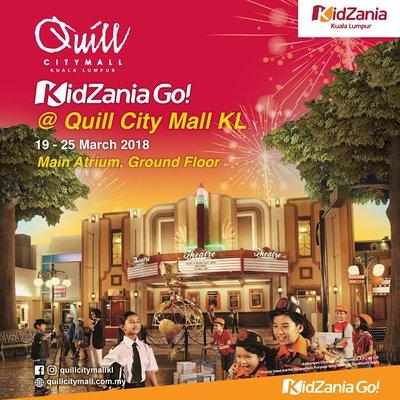 Jom Ke Kidzania Go Di Quill City Mall Kuala Lumpur