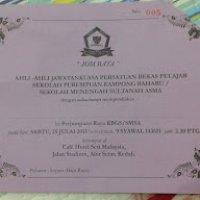 Jom Raya Alumnai Sas