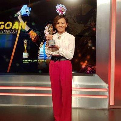 Jun Hoong Juara Sulung Anugerah Jagoan Nadi Arena 2017