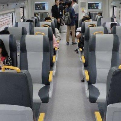 Kabar Gembira Kereta Bandara Soekarno Hatta Segera Beroperasi Begini Mewahnya Kereta Ini