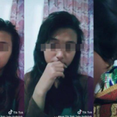 Kakeknya Meninggal Gadis Ini Malah Bikin Video Tik Tok Dengan Almarhum Pantas Nggak Sih Dek