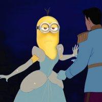 Kalau Minion Jadi Awek Dalam Cerita Cerita Disney