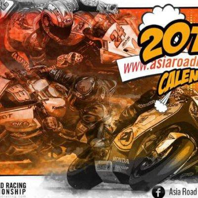 Kalendar Kejuaraan Motosikal Asia Fim 2017
