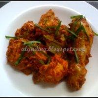 Kalio Rendang Basah Ayam Dari Chef Hanieliza