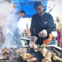 Kambing Bakar Menyinari Sambutan Hari Raya Peringkat Jabatan Pendidikan Negeri Johor 2015