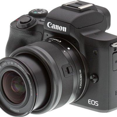 Kamera Nircermin Canon M50 Dan Dslr Canon Eos 1500d Dan Eos 3000d Kini Hadir Di Pasaran Tempatan Secara Rasmi