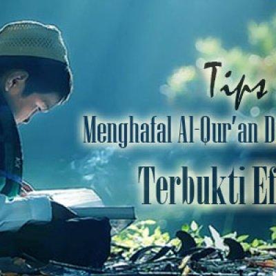 Kami Bongkar Rahasia Tips Menghafal Al Quran Dengan Mudah
