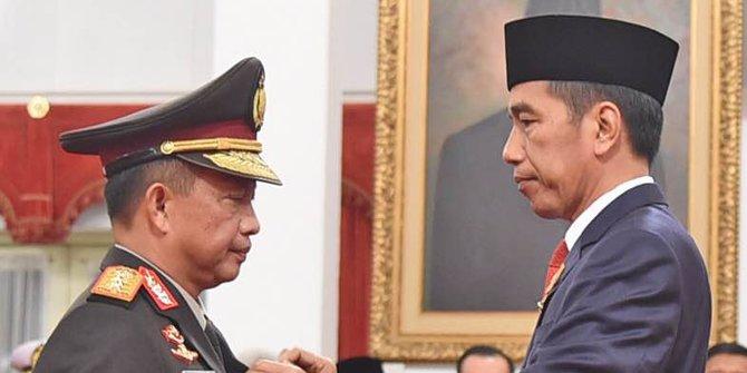 Kapolri Dan Jokowi Bakal Rapat Bahas Penyebaran Info Hoax Di Medsos