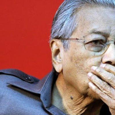 Kata Kata Mahathir Penuh Pembohongan Salahkan Orang Lain Semata Mata