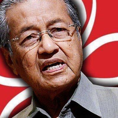 Kau Tu Bodoh Madey Hanya Orang Bodoh Sahaja Masuk Umno Kata Mahathir