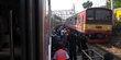 Kebakaran Dekat Stasiun Kota Perjalanan Krl Hanya Sampai Manggarai