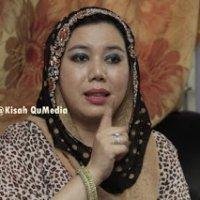 Kecewa Ummi Hafilda Keluar Umno Depan Rumah Muhyiddin