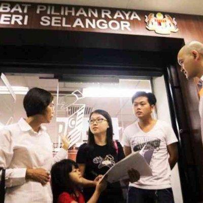 Kecoh Sesi Pendengaran Awam Spr Meneruskan Aksi Macam Anjing Umno Bn