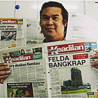 Keep Lying Until People Believe Your Lie Former Chief Editor Reveals Pkr S Strategy