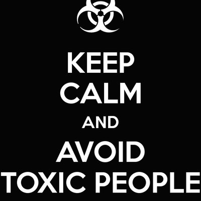 Keeping Distance From Toxic People