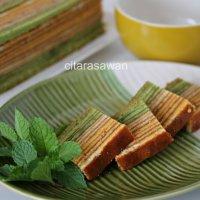 Kek Lapis Durian