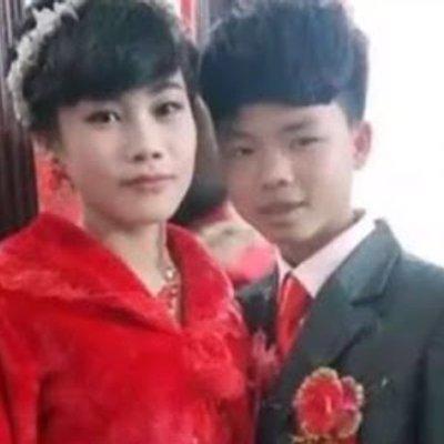 Kelamnya Kehidupan Pengantin Muda Dari China