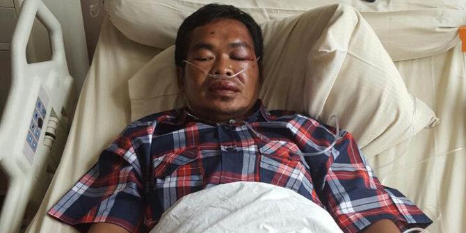Keluarga Widodo Sebut Salah Satu Pengeroyok Nyeletuk Nomor 2 Haram