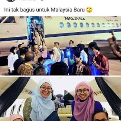 Kem Mahathir Mula Menyusun Serangan Terhadap Anwar Terbaru Samakan Anwar Dan Rosmah Guna Jet Kerajaan