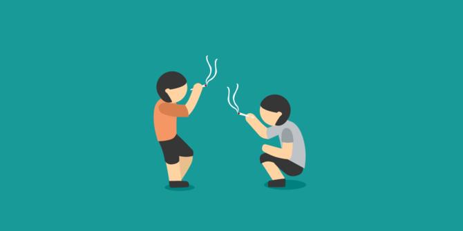 Kemenkes Sebut Di Indonesia Anak Sd Sudah Merokok