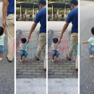 Kenapa Si Kecil Selalu Meragam Bila Dengan Ibu Tapi Dengan Ayah Elok Dengar Cakap Ini Hasil Kajian Yang Ramai Tak Tahu