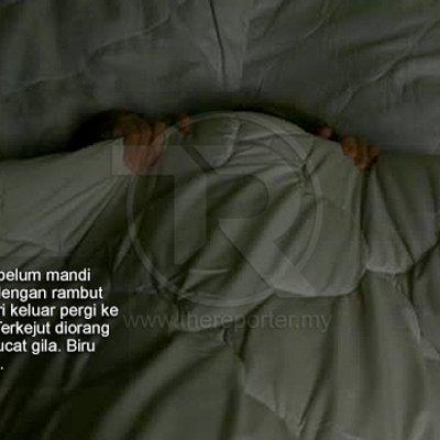 Kenapa Tidur Sini Sejak Dari Peristiwa Malam Itu Dia Tak Jejakkan Kaki Ke Rumah Kuarters Itu Lagi