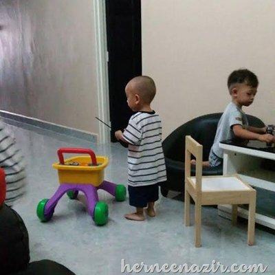 Kenduri Aqiqah Cucu Opah