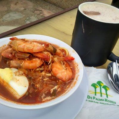 Kepelbagaian Makanan Tempatan Di De Palma Eco Resort Kuala Selangor