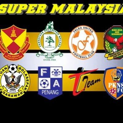 Keputusan Liga Super Malaysia 2017 Terkini