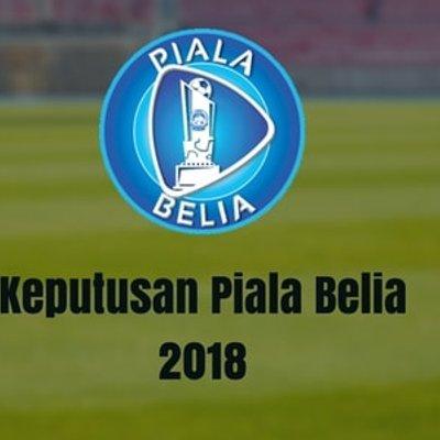Keputusan Piala Belia 2018