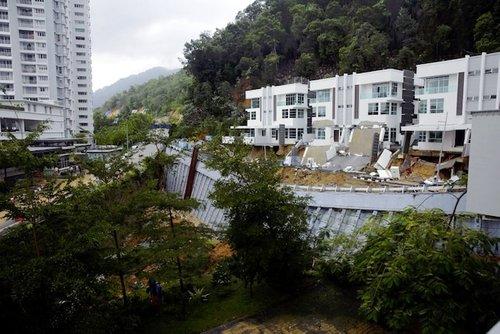 Kerajaan Dap Didesak Jelaskan Punca Banjir Lumpur Di Tanjung Bungah
