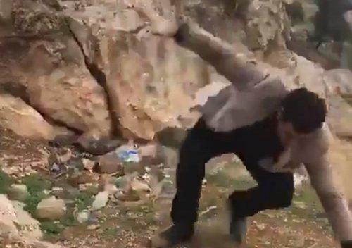 Kerana Gambar Lelaki Ini Mati Terjatuh Lereng Bukit Setinggi 45 Meter