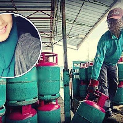 Kerana Kerja Penghantar Gas Pinangan Lelaki Ditolak Oleh Ibu Perempuan Tetapi Akhirnya Menyesal Tak Sudah