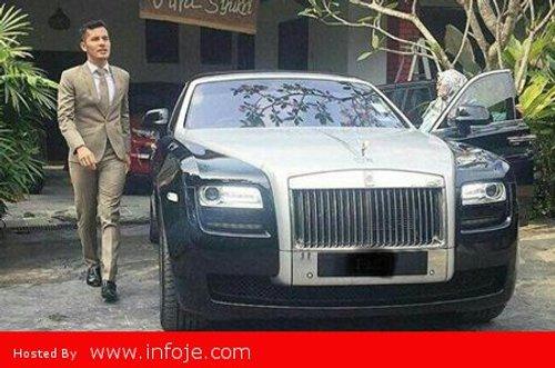 Kereta Rolls Royce Yang Didakwa Disita Dalam Op Patuh Aliff Membalas Komen Netizen